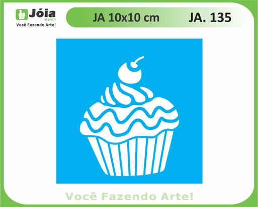 stencil JA 135