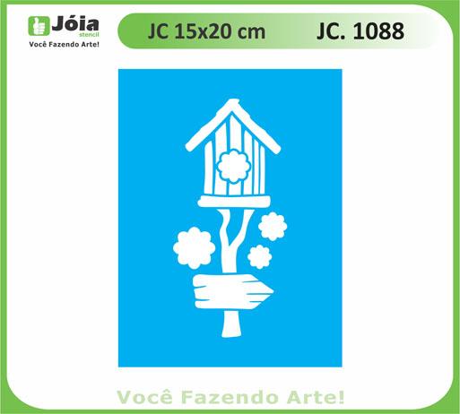stencil JC 1088