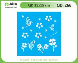 stencil QD 266
