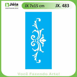 Stencil JX 483