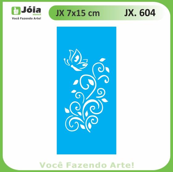 Stencil JX 604