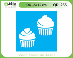 stencil QD 255