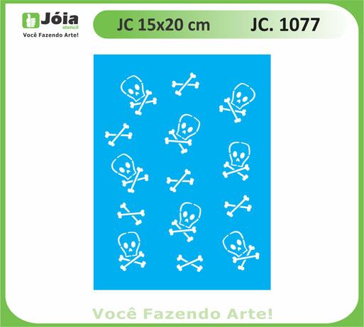 stencil JC 1077
