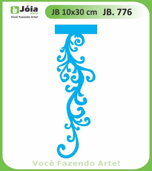 Stencil JB 776