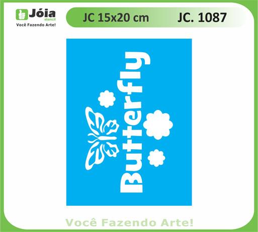 stencil JC 1087