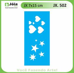 Stencil JX 502
