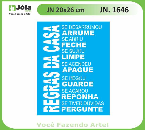 Stencil JN 1646
