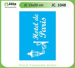 stencil JC 1048