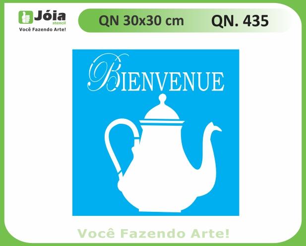 Stencil QN 435
