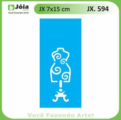Stencil JX 594