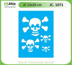 stencil JC 1071
