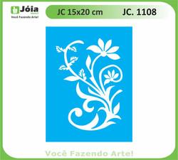 stencil JC 1108