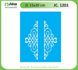 stencil JC 1201
