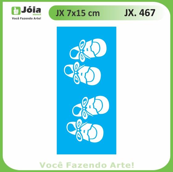 Stencil JX 467