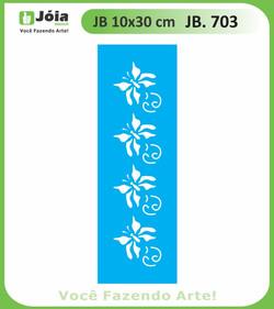 Stencil JB 703