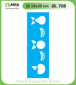Stencil JB 708