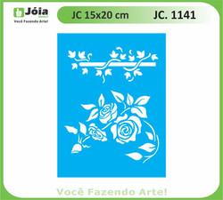 stencil JC 1141