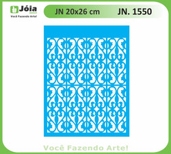 Stencil JN 1550