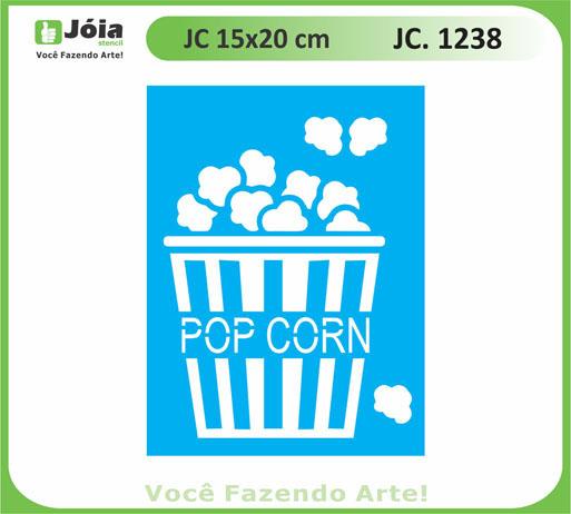 stencil JC 1238
