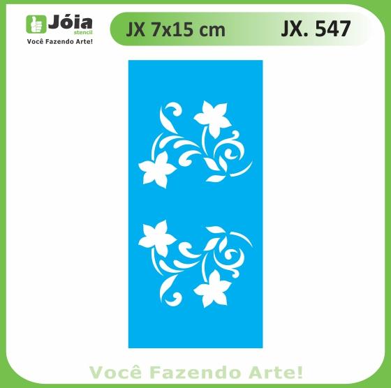 Stencil JX 547