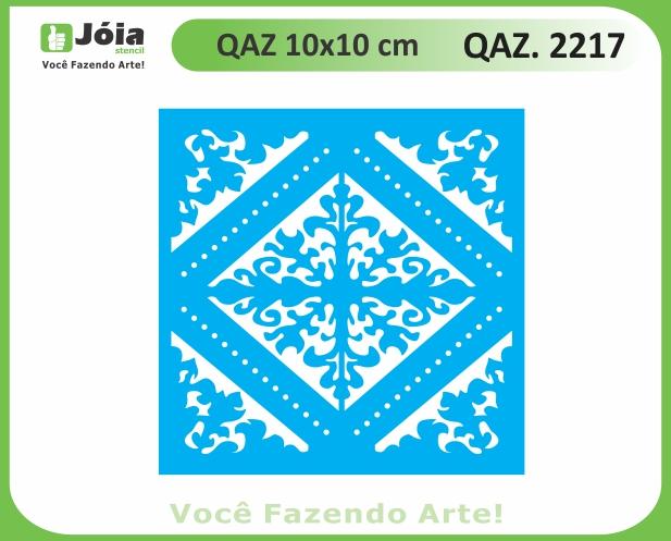 Stencil QAZ 2217