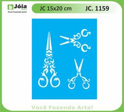 stencil JC 1159