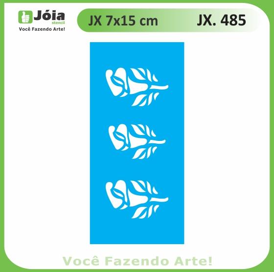 Stencil JX 485