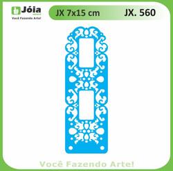 Stencil JX 560