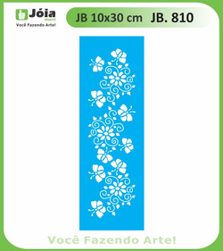 Stencil JB 810