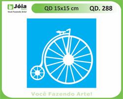 stencil QD 288