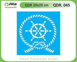stencil QDR 045