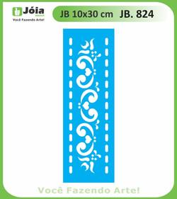 Stencil JB 824