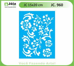 stencil JC 960