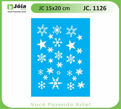 stencil JC 1126