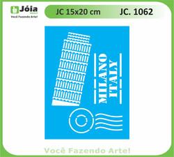 stencil JC 1062
