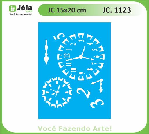 stencil JC 1123