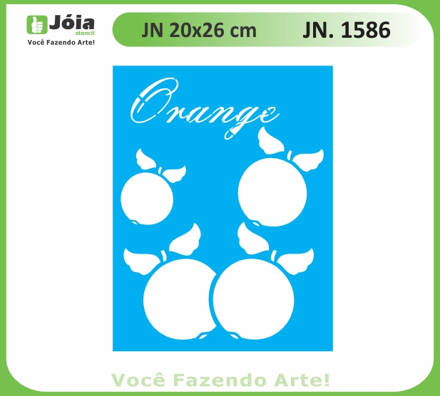 Stencil JN 1586