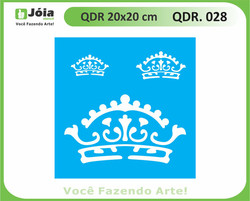 stencil QDR 028