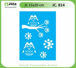 stencil JC 814