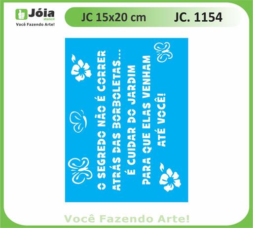 stencil JC 1154