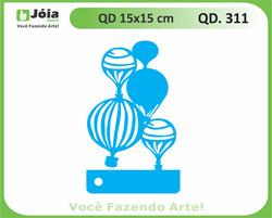 stencil QD 311