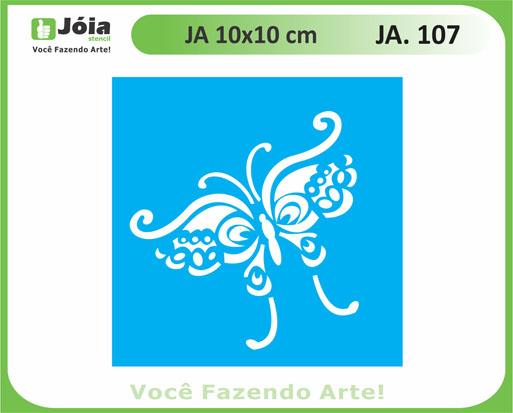 stencil JA 107