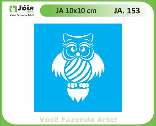 stencil JA 153