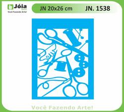 Stencil JN 1538