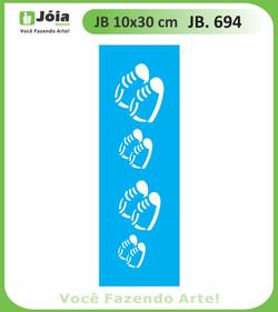 Stencil JB 694