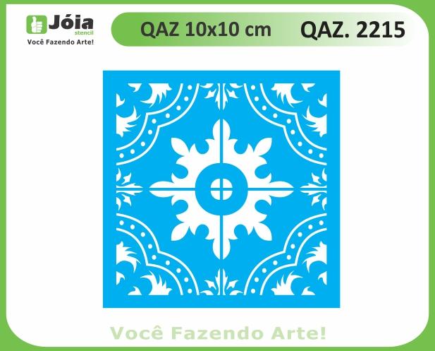 Stencil QAZ 2215