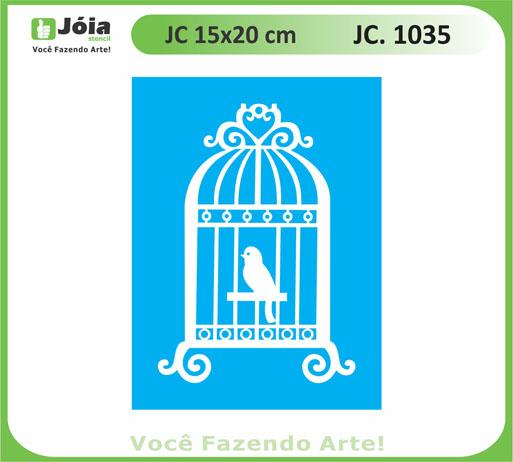 stencil JC 1035