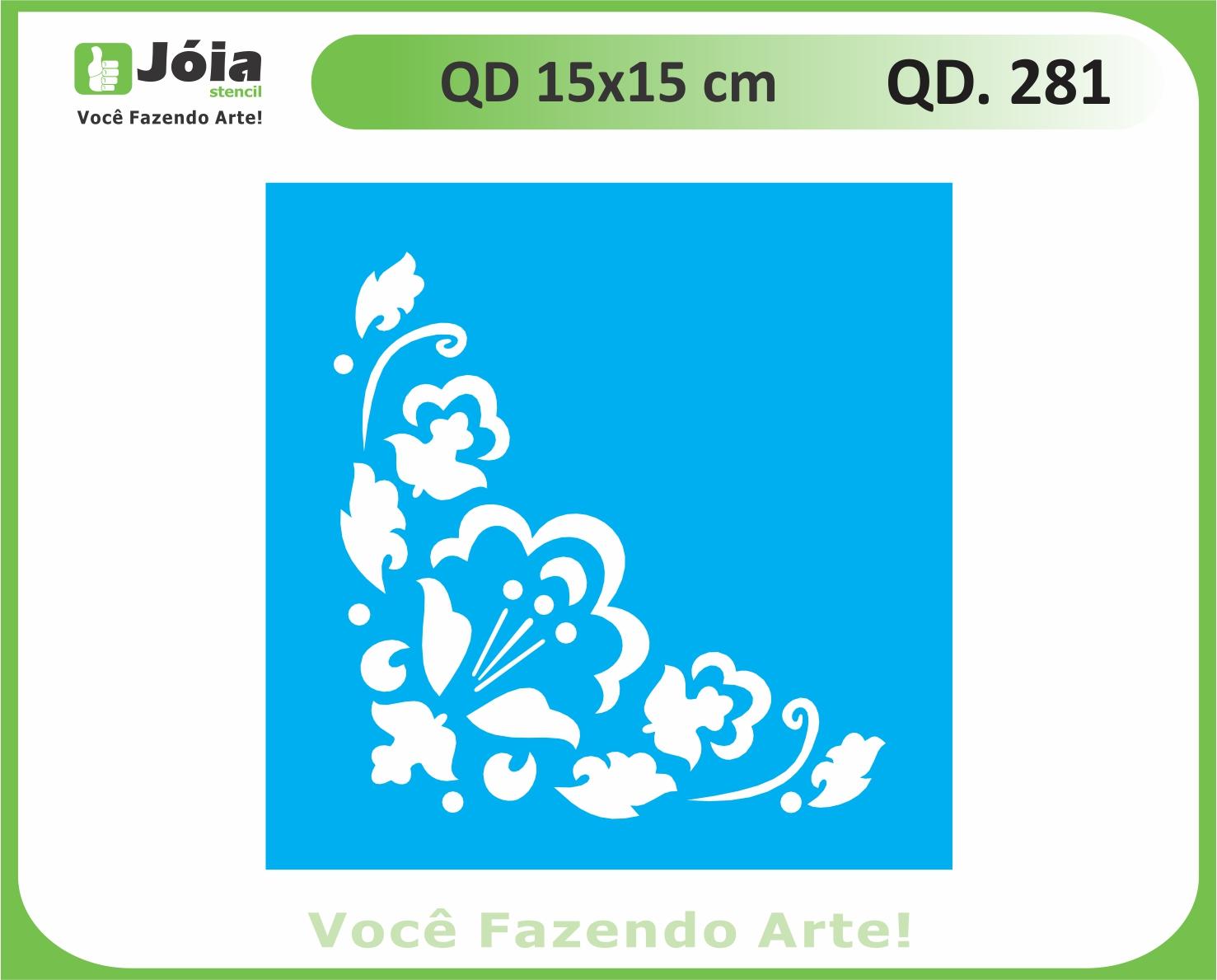 stencil QD 281