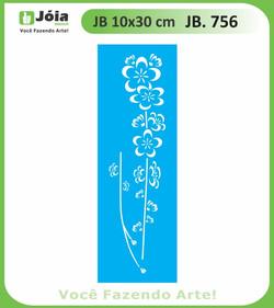 Stencil JB 756