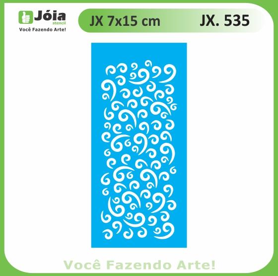 Stencil JX 535